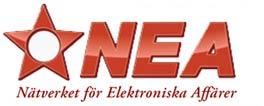 nätverk för elektroniska affärer logo